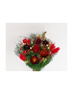 Bouquet floral sec de...